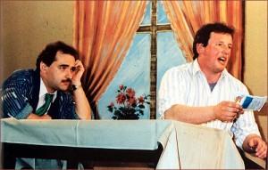 1994 Ein turbulentes Wochenende